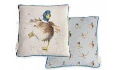 A Waddle and a Quack Duck Cushion