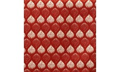 Isabella - Red Oil Cloth