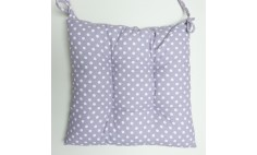 Madelaine - Lavender Chair Cushion
