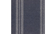 Sutton Stripe - Dark Navy