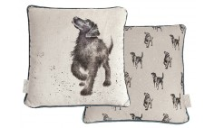 Walkies Dog Cushion