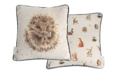 Awakening Hedgehog Cushion