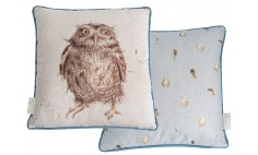What a Hoot Owl Cushion
