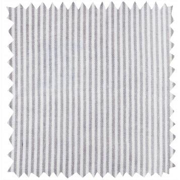 Stamford Stripe - Deep Grey